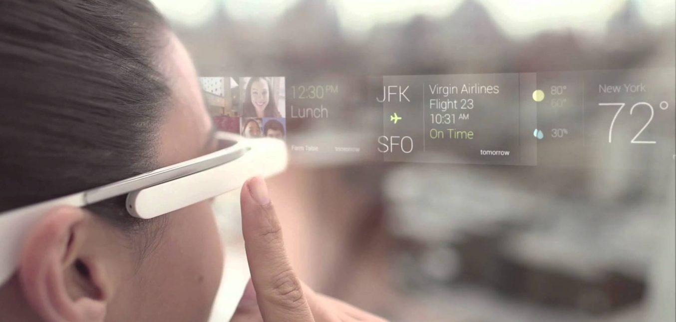 Bereid je voor op Google Glass!