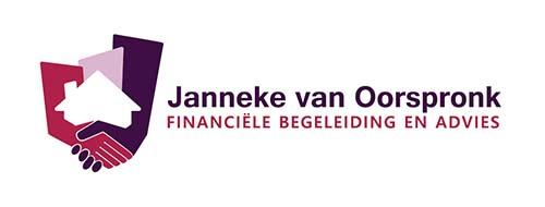 Logo Janneke van Oorspronk